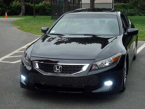2008 2010 Honda Accord Fog Lamps Lights Coupe Sedan 08 Ebay
