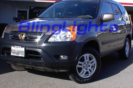 Xenon Halogen Fog Lamps Kit Lights For 2002 2004 Honda CR V Crv Lx Ex | EBay